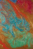 абстрактная конструкция холстины Стоковая Фотография