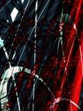 абстрактная конструкция Стоковые Фотографии RF