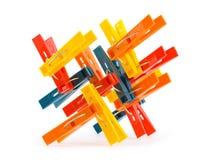 абстрактная конструкция Стоковое Фото