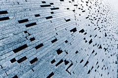 абстрактная конструкция Стоковое Изображение RF