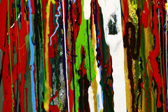 Абстрактная краска красит предпосылку Стоковое фото RF