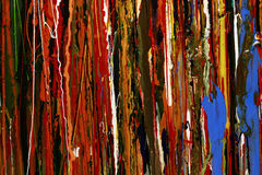 Абстрактная краска красит предпосылку Стоковые Изображения RF