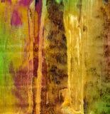 абстрактная краска предпосылки Стоковое фото RF