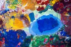 абстрактная краска Стоковые Изображения