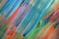 абстрактная краска Стоковое фото RF