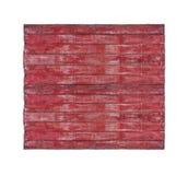 Абстрактная красная деревянная планка, деревянная текстура, деревянная предпосылка Стоковое Фото