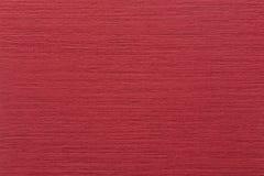 Абстрактная красная предпосылка или текстура рождества бумажная Стоковое Фото