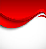 Абстрактная красная предпосылка Стоковые Фотографии RF