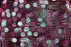 Абстрактная красная текстура предпосылки grunge Стоковая Фотография