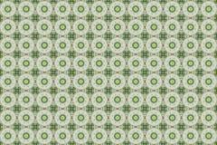 Абстрактная красно- зеленая графическая картина Стоковое Фото