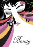 абстрактная красотка Стоковые Фотографии RF