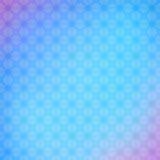 Абстрактная красочная геометрическая предпосылка в голубых и фиолетовых цветах Стоковые Фотографии RF