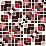 Абстрактная красочная геометрическая предпосылка, квадрат иллюстрация штока