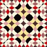 Абстрактная красочная геометрическая предпосылка, различные формы бесплатная иллюстрация