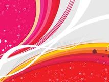 Абстрактная красочная иллюстрация предпосылк-запаса Стоковая Фотография RF