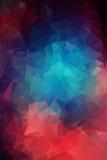 Абстрактная красочная предпосылка вектора Стоковая Фотография
