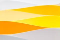 Абстрактная красочная предпосылка от бумажных листов стоковая фотография