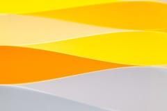 Абстрактная красочная предпосылка от бумажных листов стоковые изображения rf