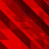 Абстрактная красочная предпосылка от треугольников Стоковые Изображения RF