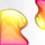 Абстрактная красочная предпосылка Стоковые Изображения RF