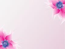 Абстрактная красочная флористическая предпосылка. Иллюстрация вектора
