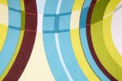 абстрактная кровать конструирует листы Стоковая Фотография