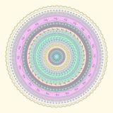 Абстрактная круговая картина Стоковое Изображение