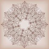 абстрактная круговая картина бесплатная иллюстрация
