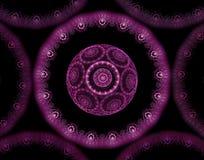 абстрактная круговая конструкция Стоковые Фото
