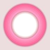 Абстрактная круглая рамка Стоковая Фотография RF