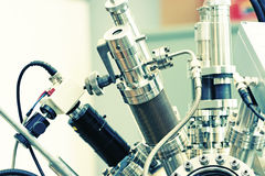 абстрактная лаборатория Стоковые Изображения RF