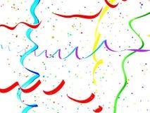 абстрактная лента праздника предпосылки Стоковые Изображения RF