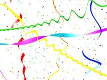 абстрактная лента праздника предпосылки Стоковое Фото