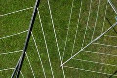 абстрактная линия одежд Стоковая Фотография RF