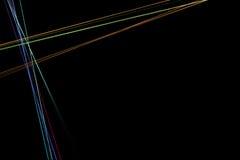 абстрактная линия предпосылки Стоковое Изображение RF