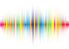 абстрактная линия цвета предпосылки иллюстрация вектора