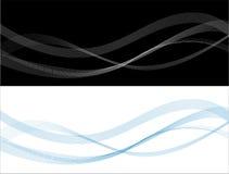 абстрактная линия Стоковое фото RF