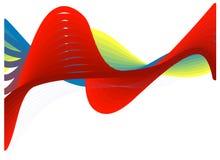 абстрактная линия Стоковое Изображение
