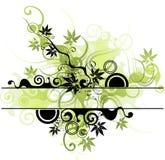 абстрактная лоза предпосылки Стоковое Изображение