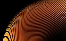 абстрактная лошадь гребеня Стоковые Фото