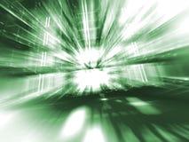 абстрактная матрица зеленого цвета предпосылки Стоковое Фото