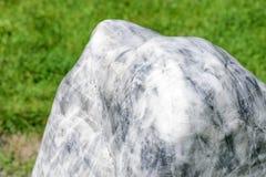 Абстрактная малая скульптура сада Стоковые Фото
