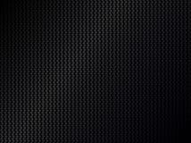 Абстрактная металлическая черная предпосылка Стоковая Фотография