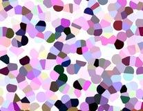 абстрактная мозаика предпосылки Стоковое фото RF
