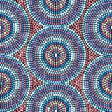 абстрактная мозаика предпосылки Стоковые Фото