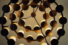 абстрактная молния Стоковые Фотографии RF