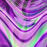 Абстрактная мягкая волна Стоковое Изображение RF