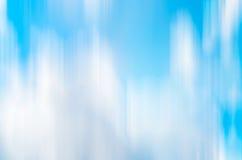 Абстрактная нерезкость движения облака предпосылки Стоковые Фото