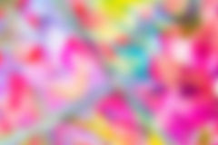 абстрактная нерезкость предпосылки Стоковая Фотография RF
