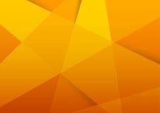 Абстрактная оранжевая предпосылка для дизайна Стоковые Изображения